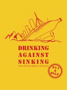 #drinkingagainstsinking